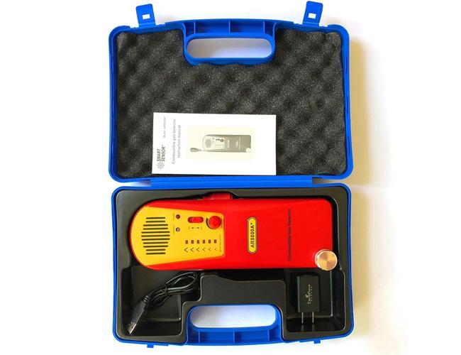 Acheter Détecteur de fuite de gaz combustible AR8800A ...